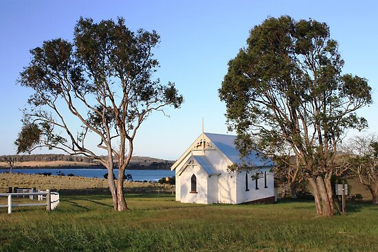 Coila Chapel by Tim Coleman