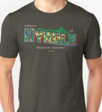 In the land of the princess Unisex T-Shirt