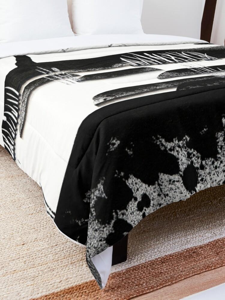 Alternate view of Contrast Comforter