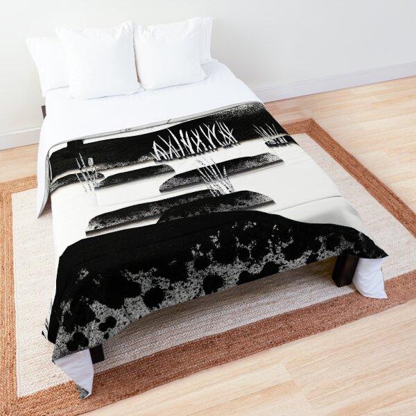 Contrast Comforter