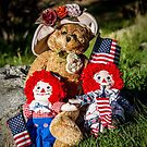 Bear Stories: Have a Beary Happy 4th of July by Corri Gryting Gutzman