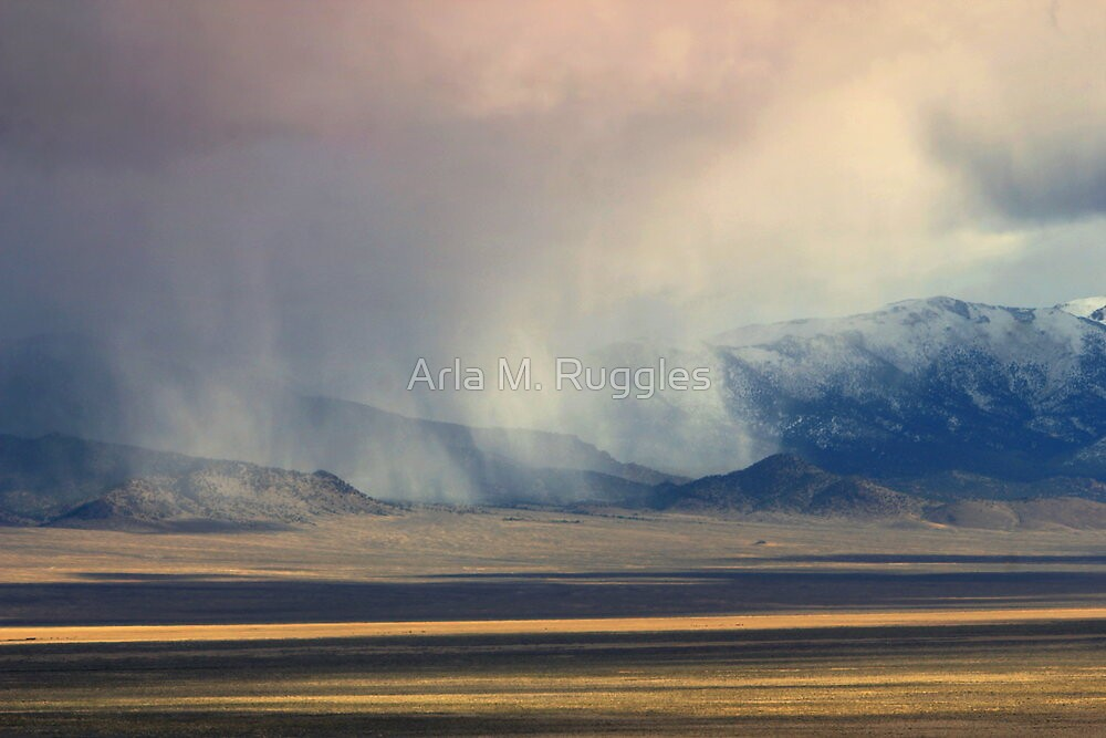 Prelude to Winter by Arla M. Ruggles