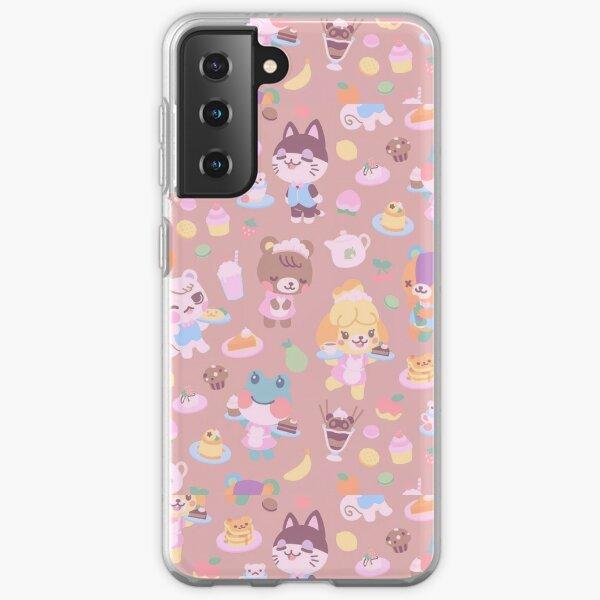 Animal Crossing Kawaii  Samsung Galaxy Soft Case