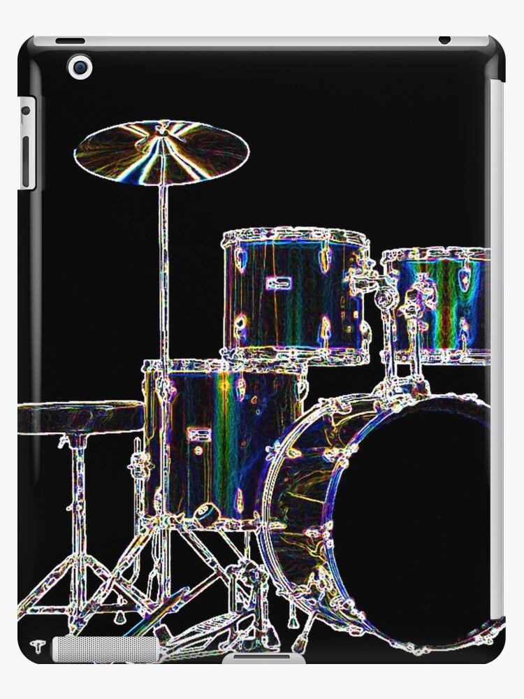 Schlagzeugset 2 Neon von Epopp300