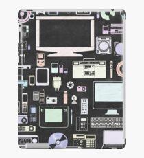 gadgets icon set iPad Case/Skin