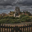 Corfe Castle  by Love Through The Lens