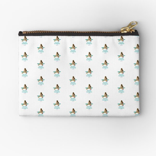 Surfer Girl - Love comes in many forms Zipper Pouch