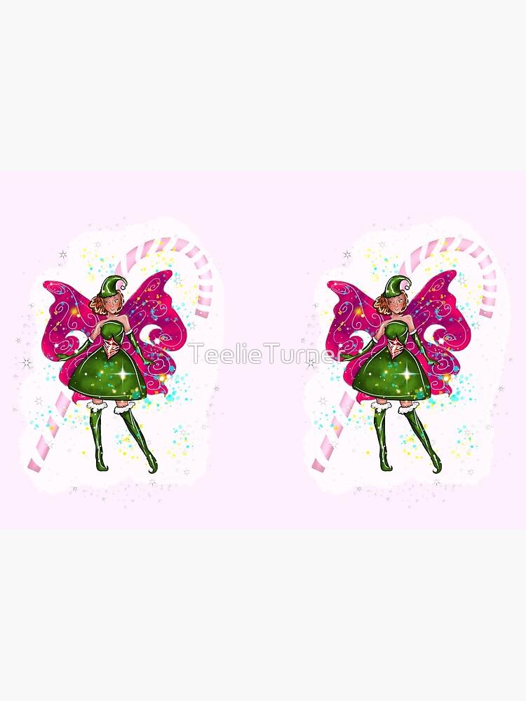 Candy The Christmas Fairy™ by TeelieTurner