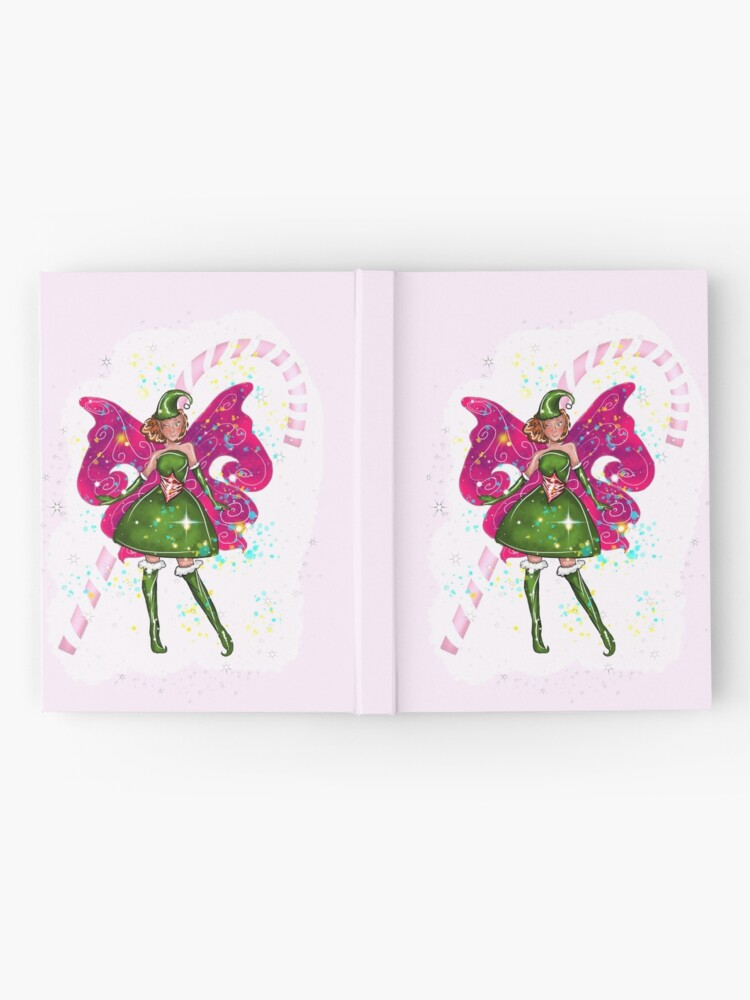 Alternate view of Candy The Christmas Fairy™ Hardcover Journal