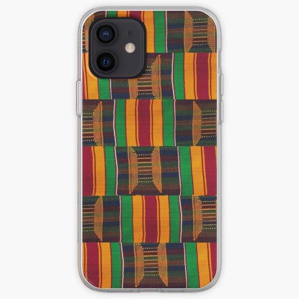 Kente 01 iPhone Soft Case