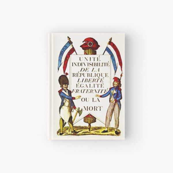 French Revolution Poster Hardcover Journal