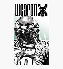 Weapon X Photographic Print