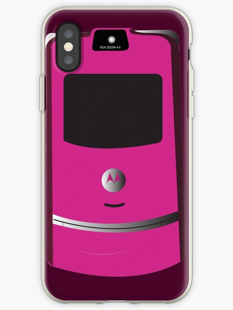 half off dfd99 6301f 'Motorola Razor phone case' iPhone Case by FOREVERSAILOR22