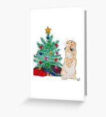 Christmas Card Series 1 - Design 8 Greeting Card