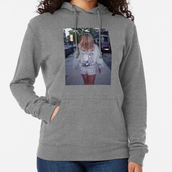 picture in a picture Lightweight Hoodie