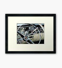 Classic Chrysler Car Framed Print