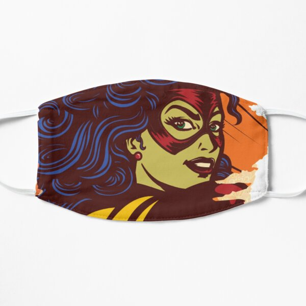 Woman Super power Mask