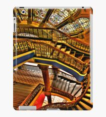 Old Style Workmanship (IPAD Case)- Colour The HDR Experiemce iPad Case/Skin