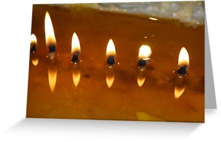 Tibetan Butter Lamp, Lhasa by TravelShots