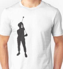 Yoyo Single A Silhouette Black T-Shirt