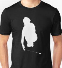 Yoyo Jump Silhouette White T-Shirt