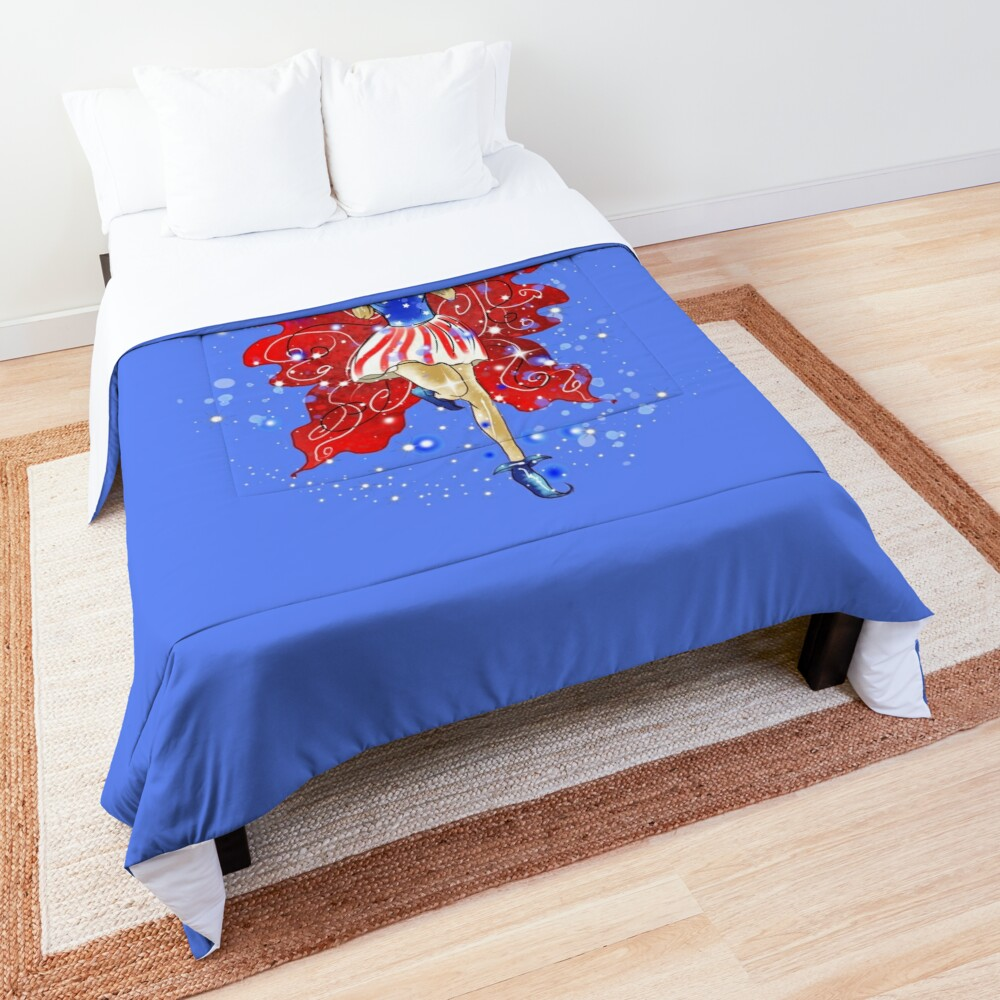 Patriotic Patsy The 4th Of July Fairy™ Comforter