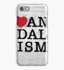 <3ANDALISM iPhone Case/Skin