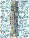 Toltec Warrior by Ninjangulo