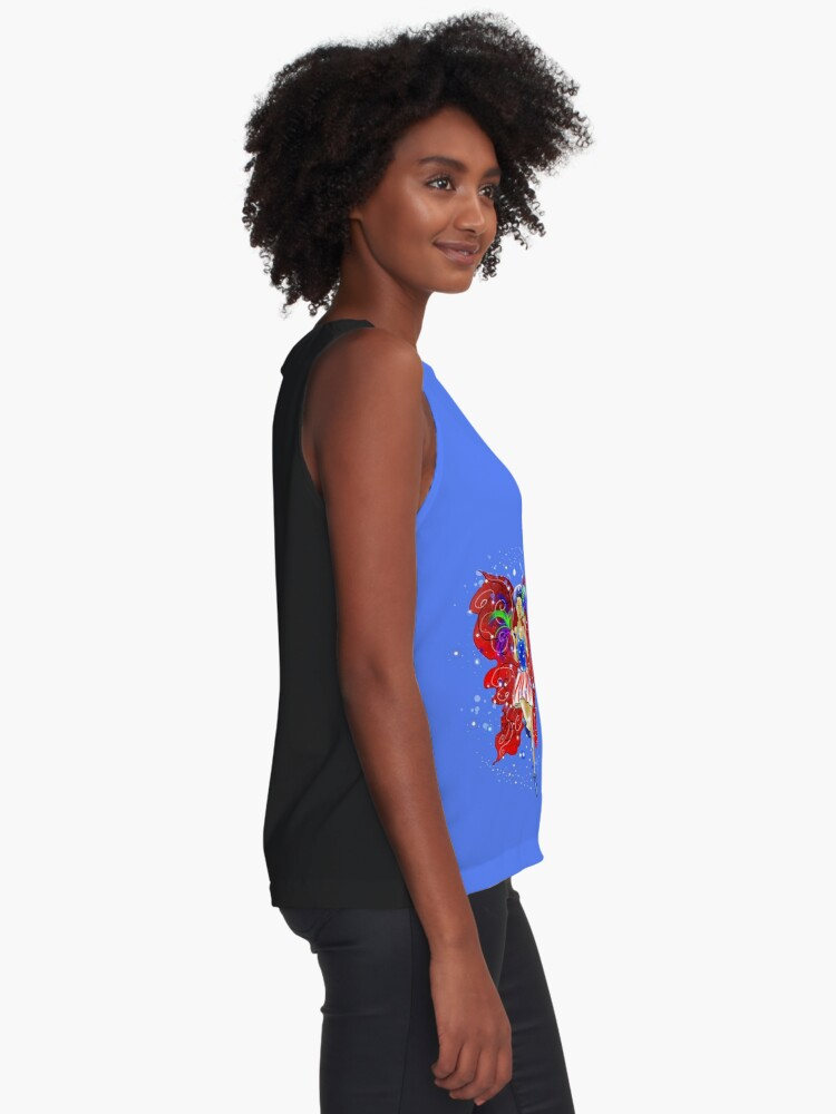 Alternate view of Patriotic Patsy The 4th Of July Fairy™ Sleeveless Top
