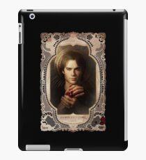 vampire diaries Damon Salvatore iPad Case/Skin