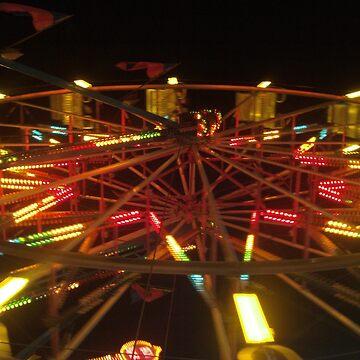 Ferris Wheel by abigailnicole04