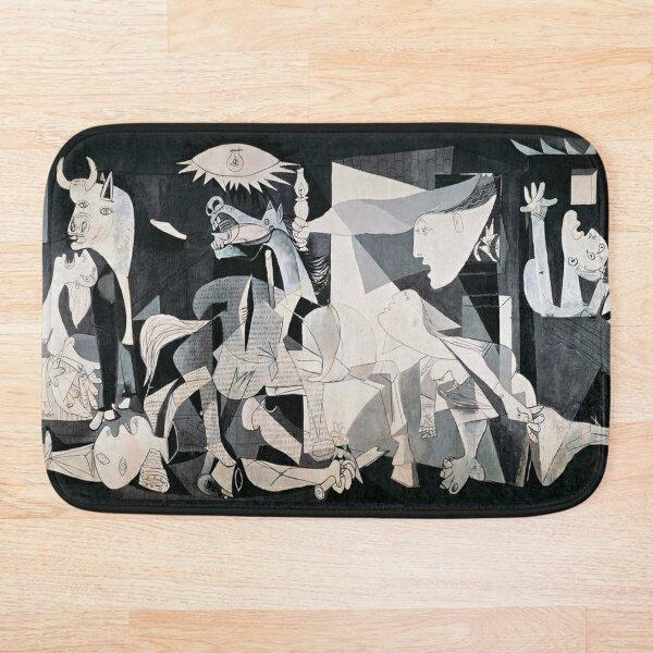 Pablo Picasso Guernica Bath Mat