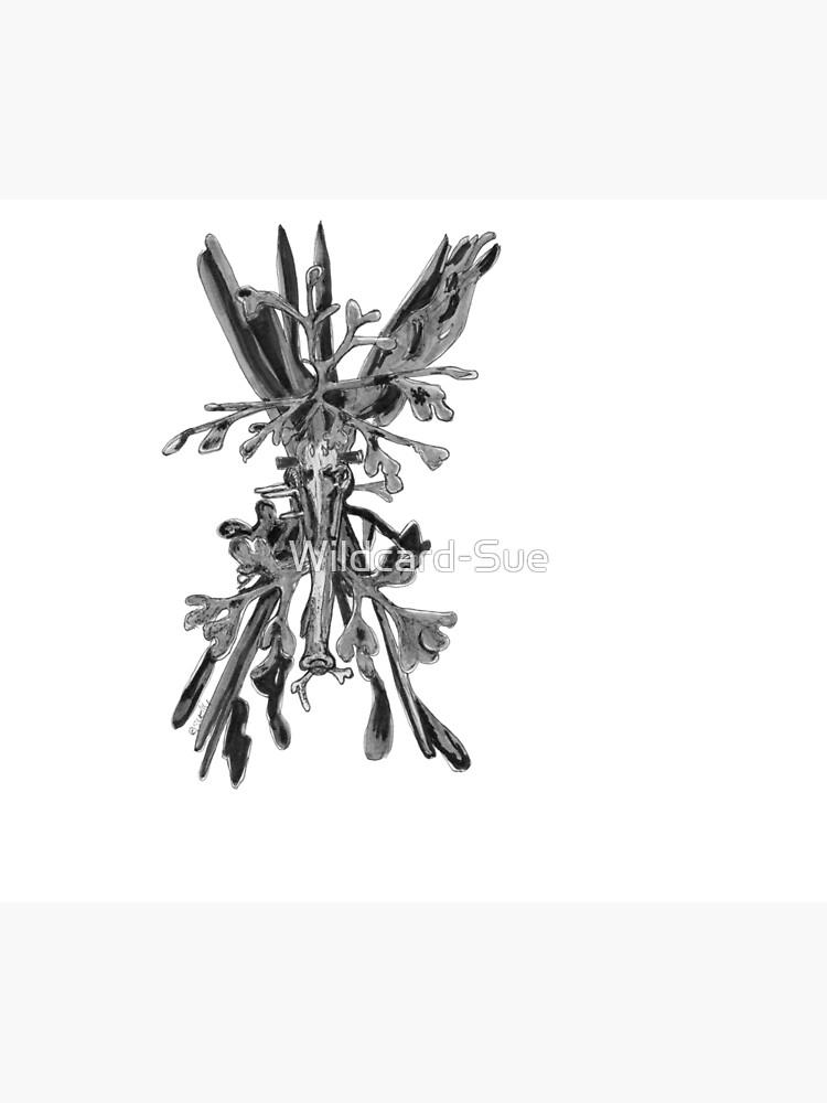 Belinda the Leafy Seadragon by Wildcard-Sue