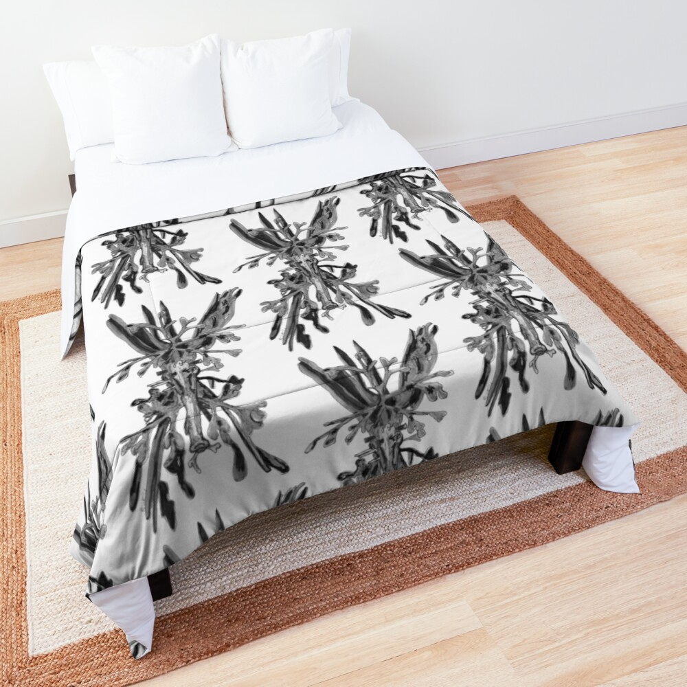Belinda the Leafy Seadragon Comforter