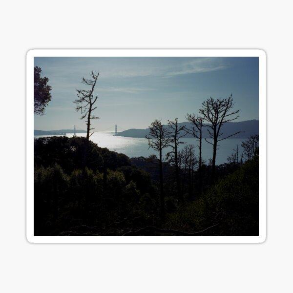 Angel Island Sticker