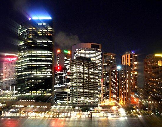 Sydney Night Utopia by SkatingGirl