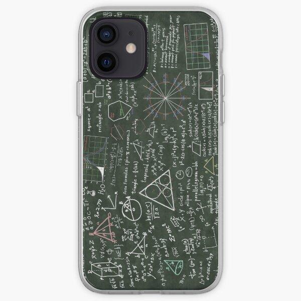 maths formula iPhone Soft Case
