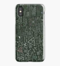 maths formula iPhone Case