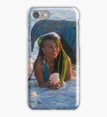 Peacock Mermaid iPhone Case/Skin
