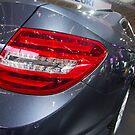 Mercedes-Benz C 180 Coupé Sport [ Print & iPad / iPod / iPhone Case ] by Mauricio Santana
