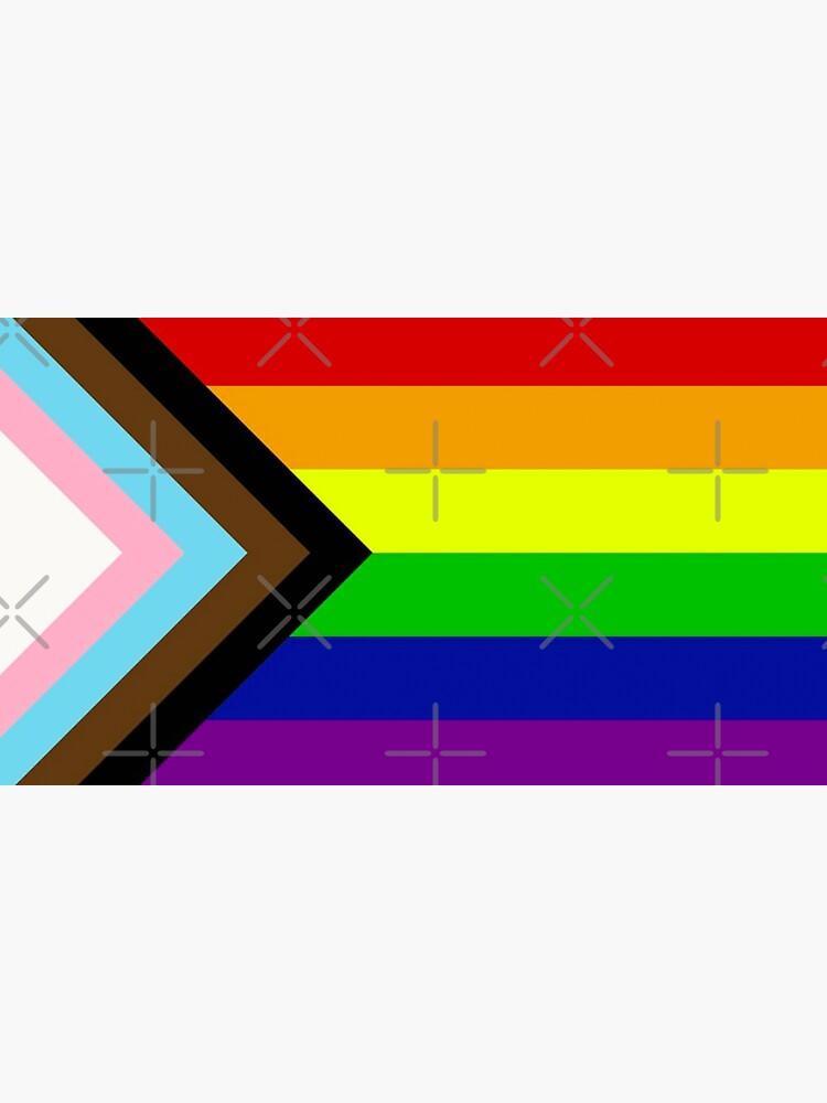 Rainbow flag 2020 Daniel Quasar  by DigitalAurora