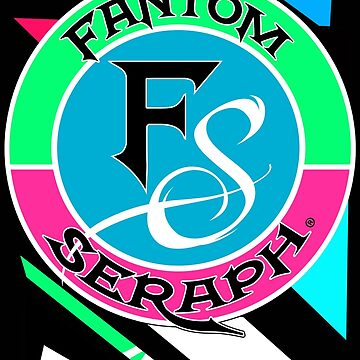 Fantom Seraph Promotional Merch by fantomseraph