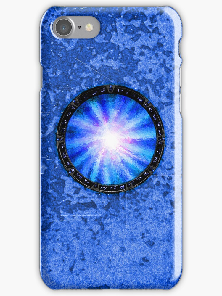 Star Gate in blue by Confundo