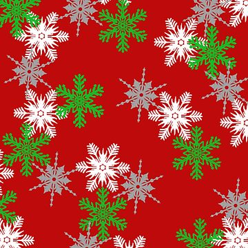 Christmas Snowflakes by abigailnicole04