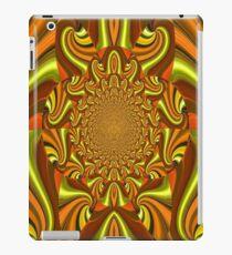Gold Swirl © iPad Case/Skin