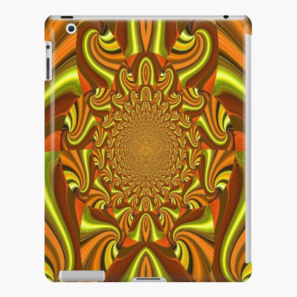 Gold Swirl © iPad Snap Case