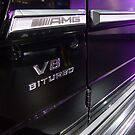 Mercedes-Benz G 63 AMG Bi-Turbo [ Print & iPad / iPod / iPhone Case ] by Mauricio Santana