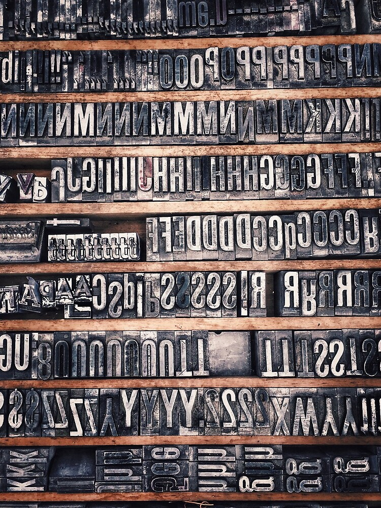 Type Case by hollingsworth