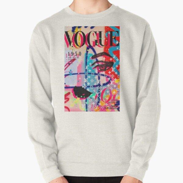 Vogue Cover Pullover Sweatshirt