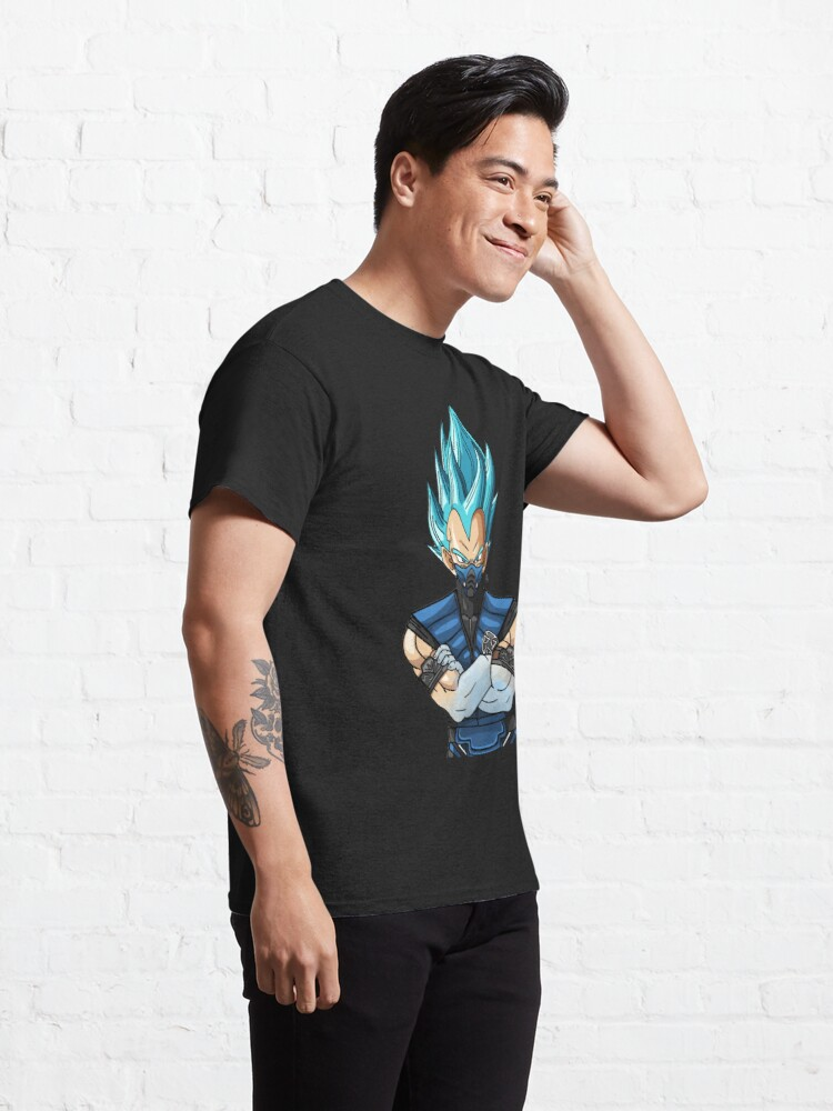 Alternate view of Sub Zero Vegeta Classic T-Shirt